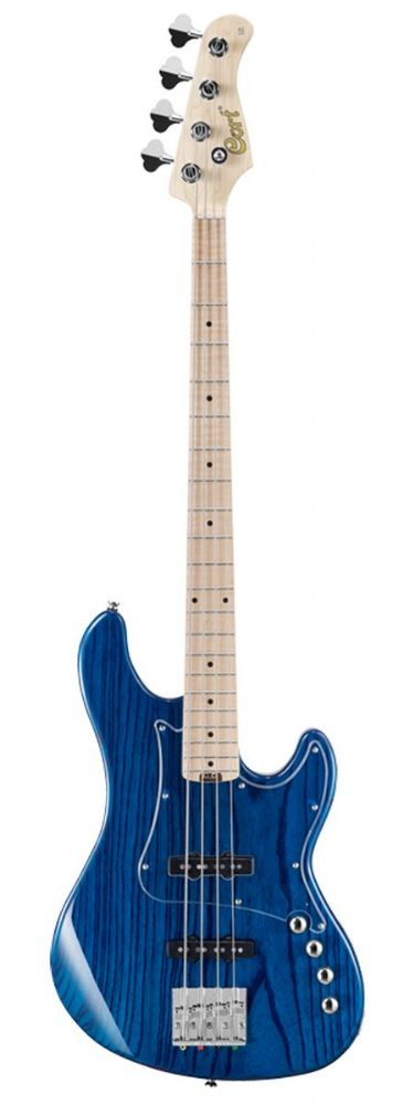 Cort Bass GB74 JJ Aqua Blue